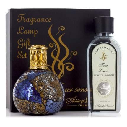 Подарочный набор Аромалампа Маскарад и аромат Свежий Луг 250 мл