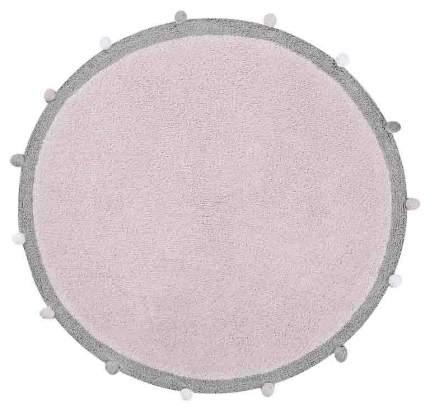 Ковер Lorena Canals с помпонами розовый 120D