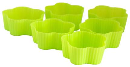 Набор форм для выпечки Kamille 7733 Зеленый
