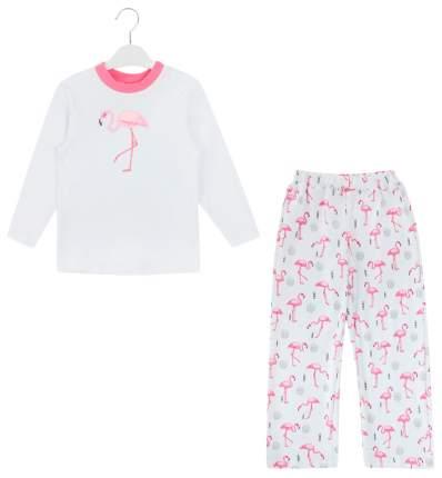 Пижама КотМарКот Фламинго р.86