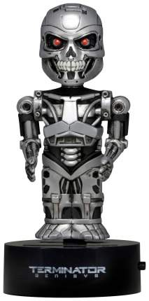 Фигурка на солнечной батарее Terminator Genisys Endoskeleton 15 см