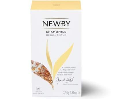 Чай травяной Newby цветы ромашки 25 пакетиков