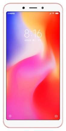 Смартфон Xiaomi Redmi 6A 16Gb Pink