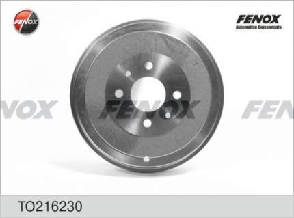 Барабан тормозной FENOX TO216230