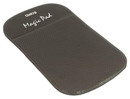 Коврик держатель мобильных устройств Dialog MH-01 Magic Pad темно-серый