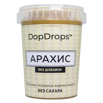 Арахисовая паста DopDrops без добавок 1000 г