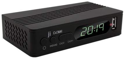 DVB-T2 приставка Ji JT2-2702 Black