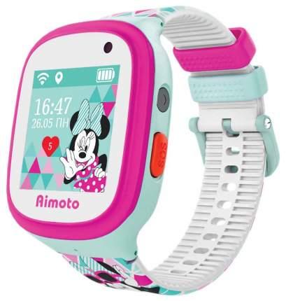 Детские смарт-часы КНОПКА ЖИЗНИ Aimoto Disney Минни