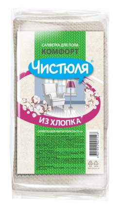 салфетки 500x600 мм, из для полов хлопчатобумажные, 1 шт