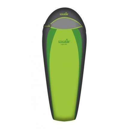 Спальный мешок Norfin Light 200 NF зеленый, левый