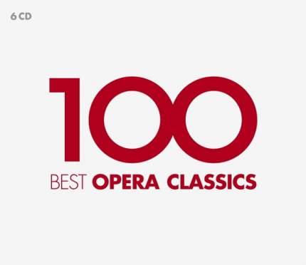 Сборник 100 Best Опера (6CD)
