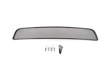 Сетка на бампер arbori внешняя для Chevrolet Cruze 2009-2013, черн., 10 мм