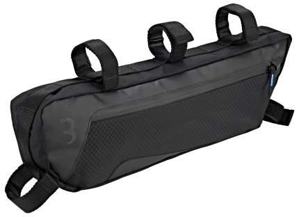 Велосипедная сумка BBB BSB-142 Middle Mate черная