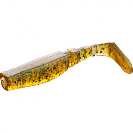 Виброхвост Mikado Fishunter 8 см, 09, 5 шт.