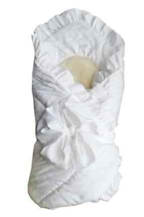 Конверт-одеяло Папитто с завязкой Белый 2153