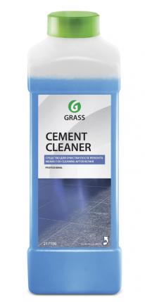 Очиститель после ремонта Grass cement cleaner канистра 1 л