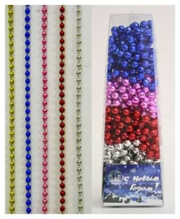 Бусы Snowmen Е50175 Разноцветный