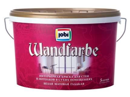 Краска JOBI WANDFARBE дисперсионная -30С° 10л