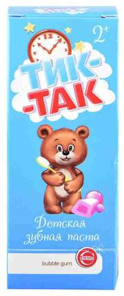 Зубная паста Свобода Тик-Так Bubble Gum 62 гр