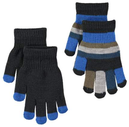 Перчатки Molo keio черные р.2-5 лет (2 пары)