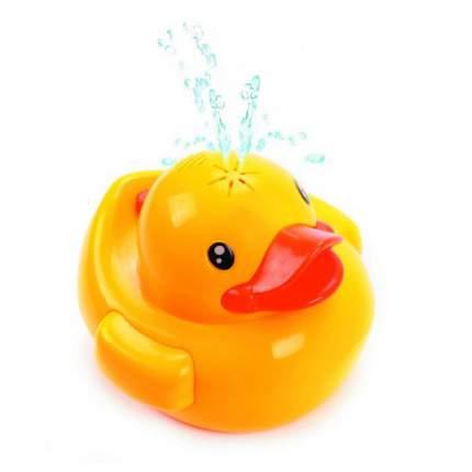 ЖИРАФИКИ Игрушка-фонтан для купания Утенок 939618