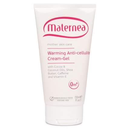 Materna антицеллюлитный крем -гель warming anti-cellulite 150 мл.