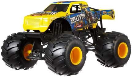 Игровая машинка Hot Wheels Монстр трак - Skeleton Crew Бигфут