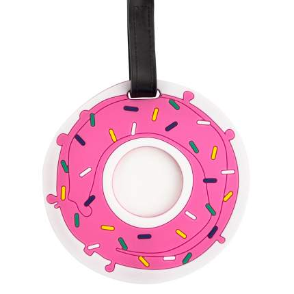 Бирка для багажа Kawaii Factory Пончик