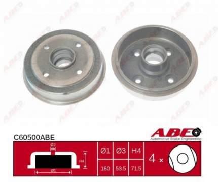 Тормозной барабан ABE C60500ABE