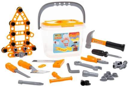 Набор игрушечных инструментов Полесье №1