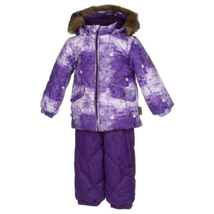 Комплект верхней одежды Huppa, цв. фиолетовый р. 92