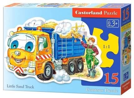 Пазл Castorland 15 деталей