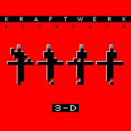 Kraftwerk 3-D: 12345678 (RU)(CD)