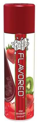 Гель-смазка Wet Flavored Kiwi Strawberry 106 мл
