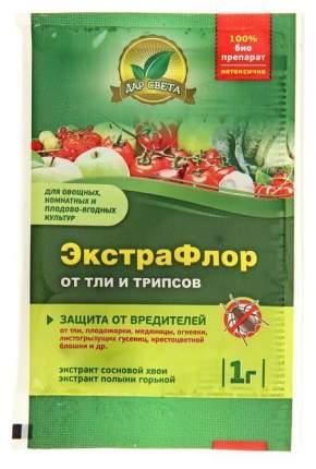 ЭкстраФлор от Тли и трипсов, 1 г Дар Света
