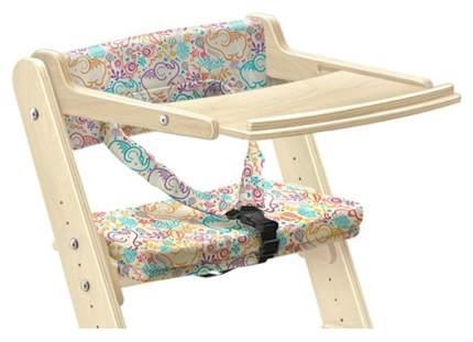 Столик для стула Конек Горбунек с аксессуарами Береза/Сафари