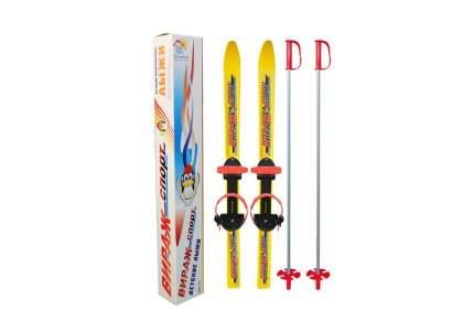 Беговые лыжи Цикл Вираж-спорт, 100 см