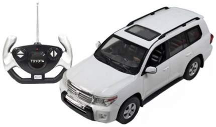 Машинка пластиковая радиоуправляемая Rastar Toyota Land Cruiser 50200пц