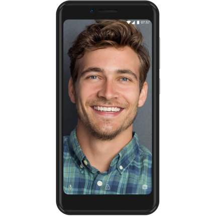 Смартфон INOI 3 Lite 8Gb Black