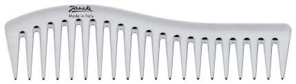 Расческа Janeke Silver Large Wide Tooth Comb
