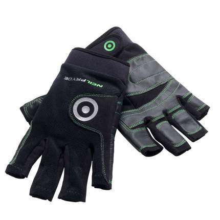 Гидроперчатки унисекс NeilPryde 2018 Raceline Glove Full Finger, C1 black, L
