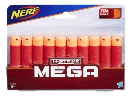 Набор пуль для Бластера Nerf мега 10 стрел a4368