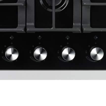 Встраиваемая варочная панель газовая Samsung NA64H3010BK Black