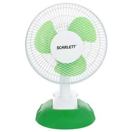 Вентилятор настольный Scarlett SC-173 white
