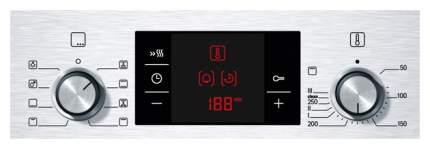 Встраиваемый электрический духовой шкаф Bosch HBA42R450E Silver
