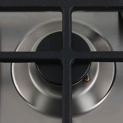 Встраиваемая варочная панель газовая Hotpoint-Ariston PK 640 GH/HA Silver