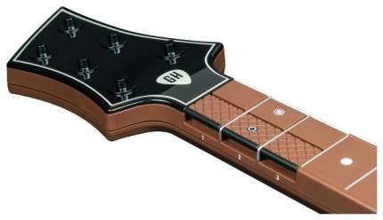 Контроллер-гитара GuitarHero Live Controller для PlayStation 4 + игра Black
