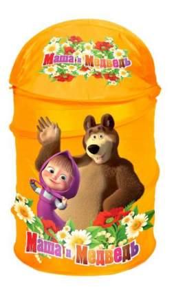 """Корзина для игрушек Играем Вместе """"Маша и Медведь"""" xdp-1792-r"""