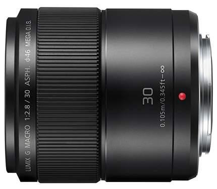 Объектив Panasonic Lumix G Macro 30mm f/2.8 ASPH Mega O.I.S.