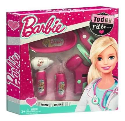 Игровой набор юного доктора barbie компактный D122C